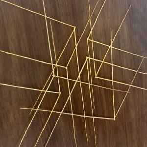 Sculpture bambou