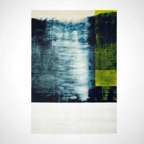 Acrylique sur papier - 28 X 38 cm